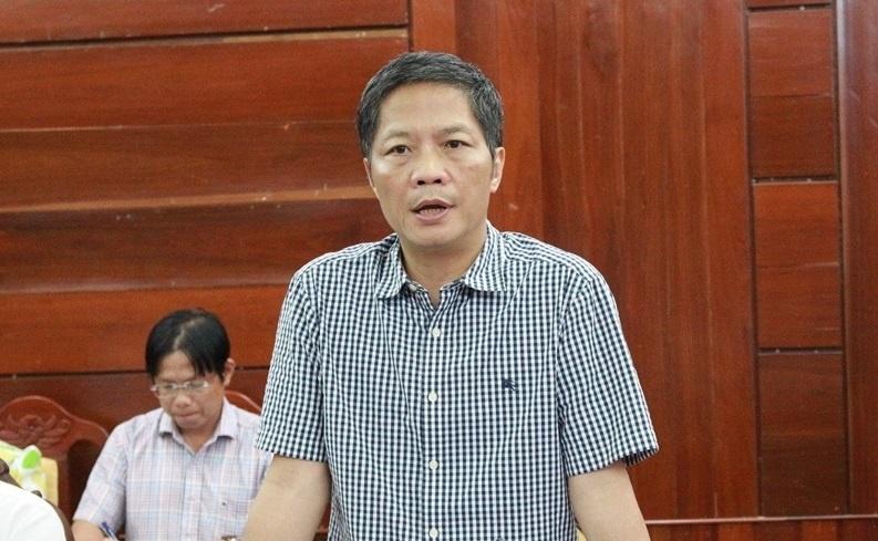 Quảng Ngãi: Bộ Công thương làm việc cùng lãnh đạo tỉnh và doanh nghiệp