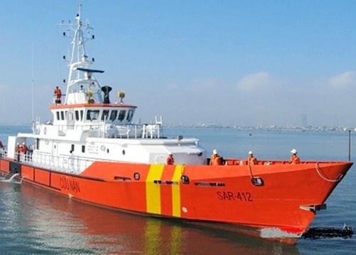 Đà Nẵng: Cấp cứu kịp thời thuyền viên bị viêm ruột thừa khi đang đi biển