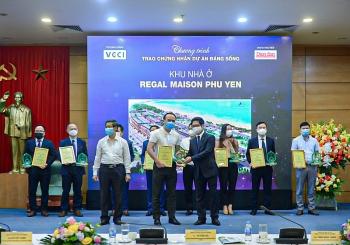 regal maison phu yen cua dat xanh mien trung xuat sac ghi danh du an dang song 2021