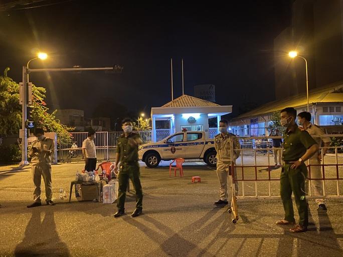 Đà Nẵng: Khám lở miệng, nữ công nhân KCN An Đồn được phát hiện dương tính với SARS-CoV-2