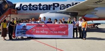 Khai trương đường bay mới Đà Nẵng - Cao Hùng