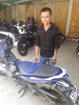 Đà Nẵng truy bắt đối tượng vượt ngàn cây số để bán xe trộm cắp