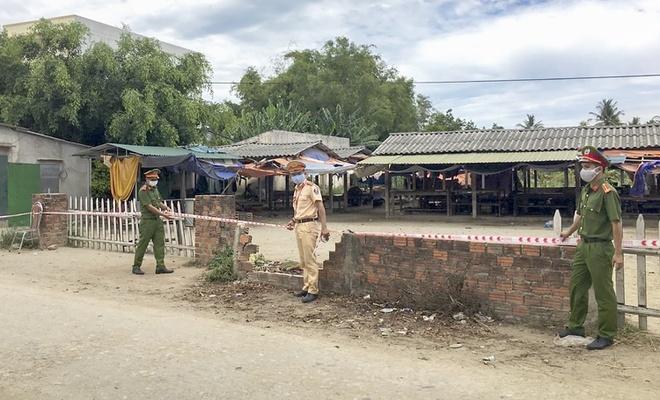 Quảng Ngãi: Phong tỏa 36 hộ dân với hơn 100 người nơi bệnh nhân Covid-19 số 621 cư trú.