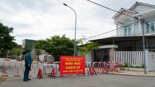 Quảng Ngãi: Gần 200 người dân liên quan đến bệnh nhân số 572 bị cách ly