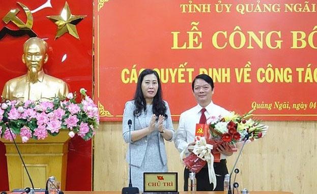 Quảng Ngãi: Trưởng Ban Tổ chức Tỉnh ủy qua đời tại Bệnh viện