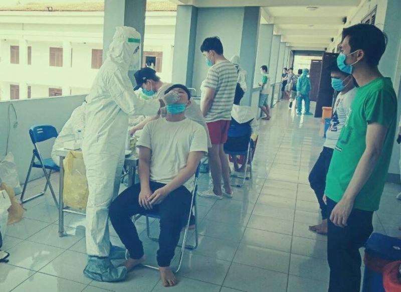 Quảng Nam: Không sử dụng test nhanh phát hiện Covid-19 trong cộng đồng