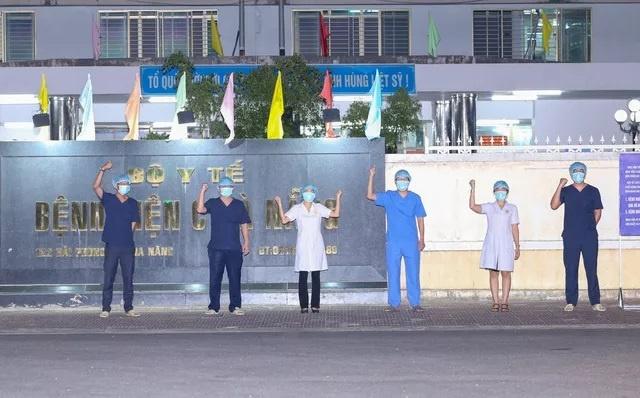0h ngày 8-8, Bệnh viện C Đà Nẵng gỡ phong tỏa