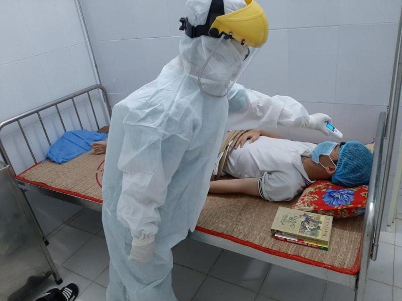 Quảng Ngãi: Hai ca nhiễm Covid-19 dự kiến xuất viện hôm nay