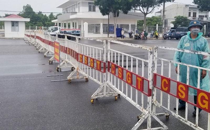 Đà Nẵng: Phong tỏa gấp 4 phường ở quận Sơn Trà