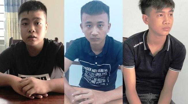 Đà Nẵng bắt nhóm thiếu niên lùng tìm pê đê để cướp của