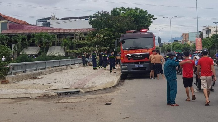 Đà Nẵng: Phát hiện thi thể phụ nữ dưới kênh nước