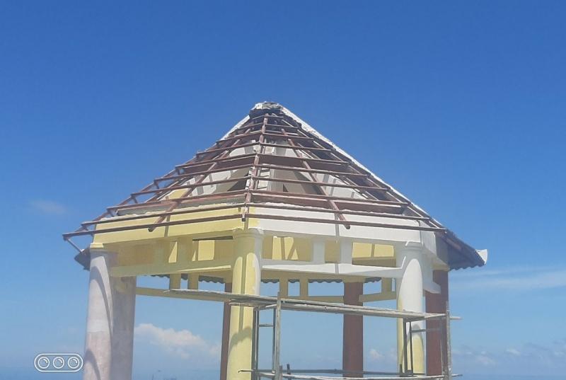 Quảng Ngãi: Tháo dỡ công trình bê tông xây trên di sản thiên nhiên ở Lý Sơn
