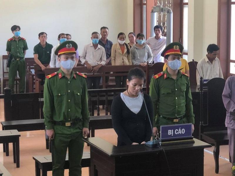 Quảng Ngãi: Cô gái đâm bạn trai trong lễ Valentine lãnh án 7 năm tù