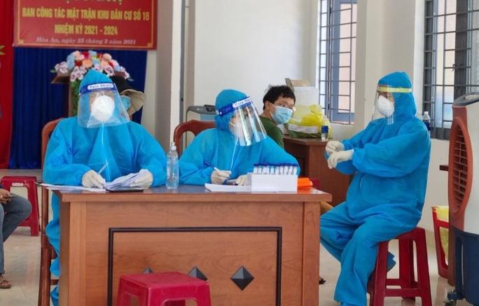 Đà Nẵng: Số ca mắc Covid-19 giảm mạnh chỉ 2 ca, không có ca mới trong cộng đồng