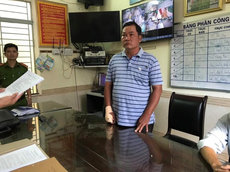 Giả văn bản trúng đấu giá của Chủ tịch TP Đà Nẵng để chiếm đoạt tài sản