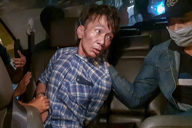 Công an Đà Nẵng mai phục bắt 2 đối tượng buôn ma túy ngay cửa hầm Hải Vân