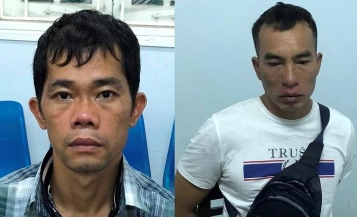 Đà Nẵng: Bắt 2 người nước ngoài dùng xà beng phá két sắt trộm tài sản