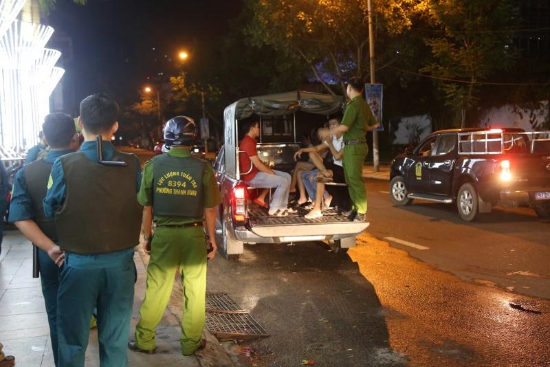 Đà Nẵng: Phát hiện 114 người dương tính ma túy trong quán bar TV Clup