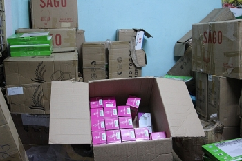 Đà Nẵng: Tạm giữ 1.610 đèn led không hóa đơn chứng từ hợp lệ