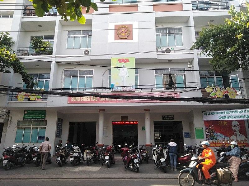Đà Nẵng kiểm điểm cán bộ phường hành dân
