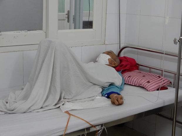Đà Nẵng: Bệnh viện tiếp nhận nhiều ca bệnh Whitmore