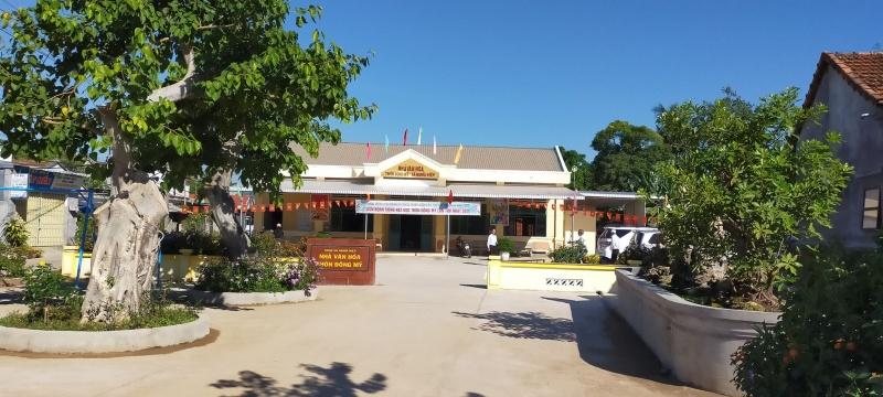 Quảng Ngãi: Huyện Tư Nghĩa đạt chuẩn nông thôn mới