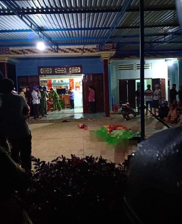 Quảng Nam: Nổ súng làm một người chết tại chỗ