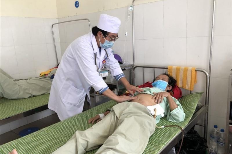 Quảng Ngãi: Xuất hiện bệnh nhân mắc Whitmore đầu tiên
