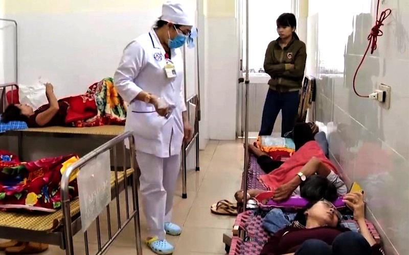 Quảng Ngãi: Số ca mắc sốt xuất huyết tăng tăng đột biến