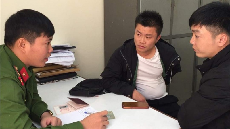 Đà Nẵng: Phát hiện người Trung Quốc lừa bán hàng dỏm