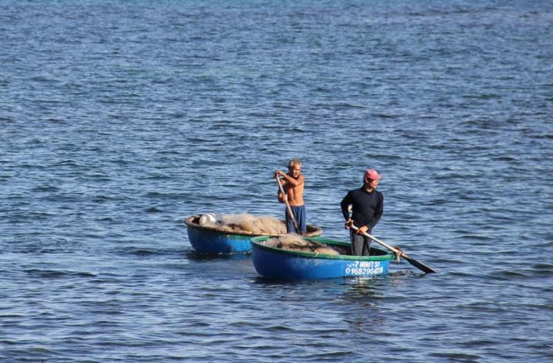 Quảng Ngãi: Một ngư dân mất tích