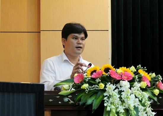 Quảng Ngãi: Đề xuất Bí thư Thị ủy Đức Phổ làm Phó Chủ tịch UBND tỉnh