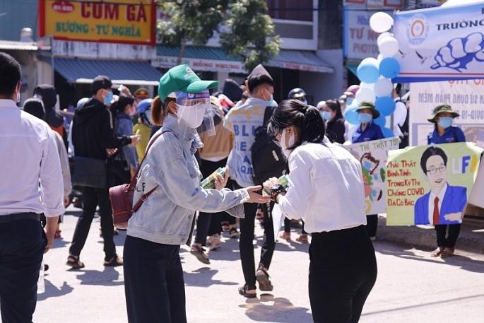 Quảng Ngãi:Thu hồi tiền khen thưởng học sinh trong kỳ thi tốt nghiệp THPT 2020