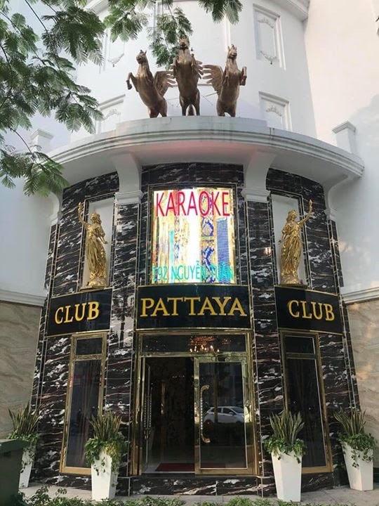 Karaoke Pattaya vẫn ngang nhiên đón khách bất chấp lệnh cấm của Chính phủ.