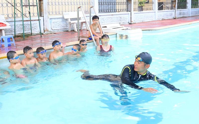 Tăng cường phòng, chống tai nạn đuối nước HSSV dịp hè năm 2018