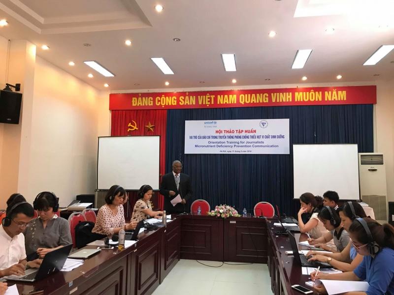 Việt Nam nằm trong số 19 nước có tình trạng thiếu I-ốt trầm trọng