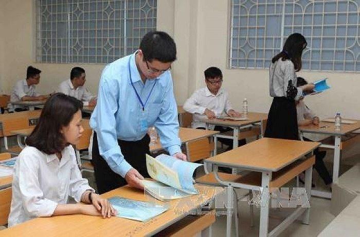 Không phân công sinh viên, giảng viên hợp đồng đi coi thi