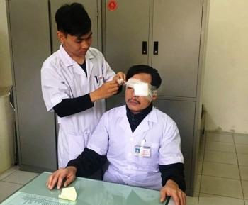 thai binh cong an vao cuoc dieu tra doi tuong hanh hung bac sy khi dang cap cuu benh nhan
