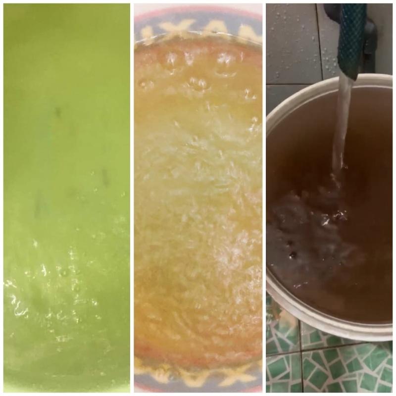 Công ty cấp nước Đà Nẵng bị phản ánh bán nước bẩn cho người dân