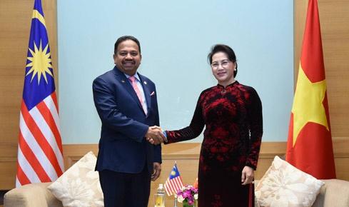 Làm sâu sắc hơn mối quan hệ đối tác chiến lược Việt Nam – Malaysia