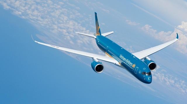 Vietnam Airlines lọt top doanh nghiệp xuất sắc nhất Việt Nam