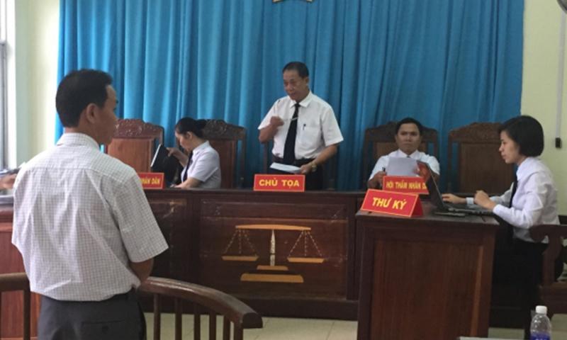 Xử phúc thẩm vụ án tại Khu tái định cư Phiêng Nèn, Quỳnh Nhai