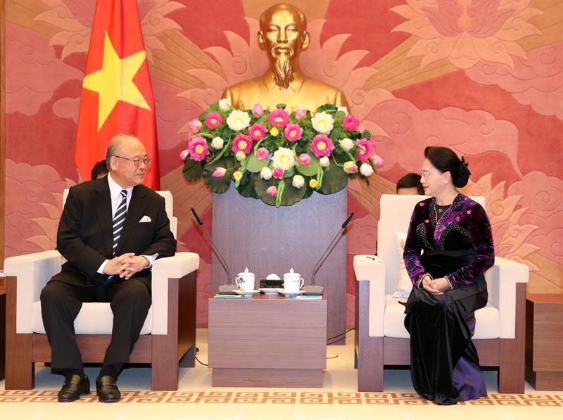 Thúc đẩy hợp tác song phương Việt - Nhật