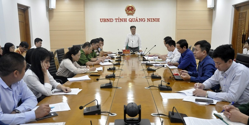 Quảng Ninh: Đảm bảo an ninh, an toàn trên vịnh Hạ Long