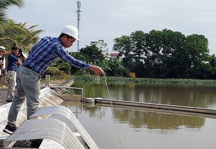 Hải Phòng:  Bảo đảm an toàn nguồn nước phục vụ sinh hoạt cho nhân dân thành phố