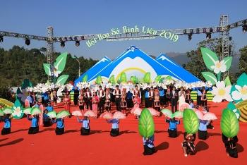Quảng Ninh: Khai mạc Lễ Hội hoa Sở huyện Bình Liêu năm 2019