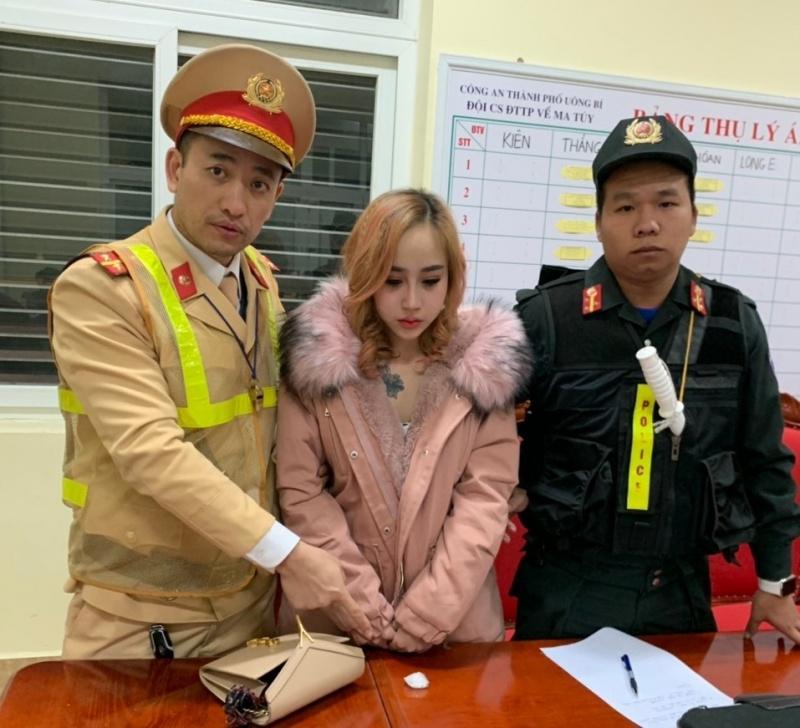 Quảng Ninh:  Cảnh sát giao thông bắt giữ 2 vụ tàng trữ trái phép chất ma túy