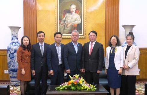 Hải Phòng:  Đưa vịnh Lan Hạ trở thành thành viên Hiệp hội Câu lạc bộ các vịnh đẹp nhất thế giới