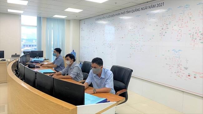 Điện lực Quảng Ngãi hướng đích doanh nghiệp điện tử