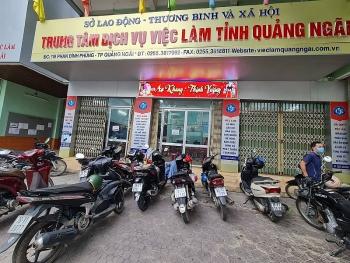 quang ngai 6 thang dau nam tro cap bao hiem that nghiep hon 48 ty dong